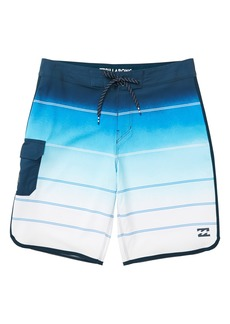 Billabong 73 X Stripe Board Shorts (Toddler Boys, Little Boys & Big Boys)