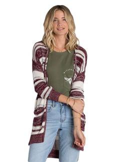 Billabong Women's Stripes Over You Sweater