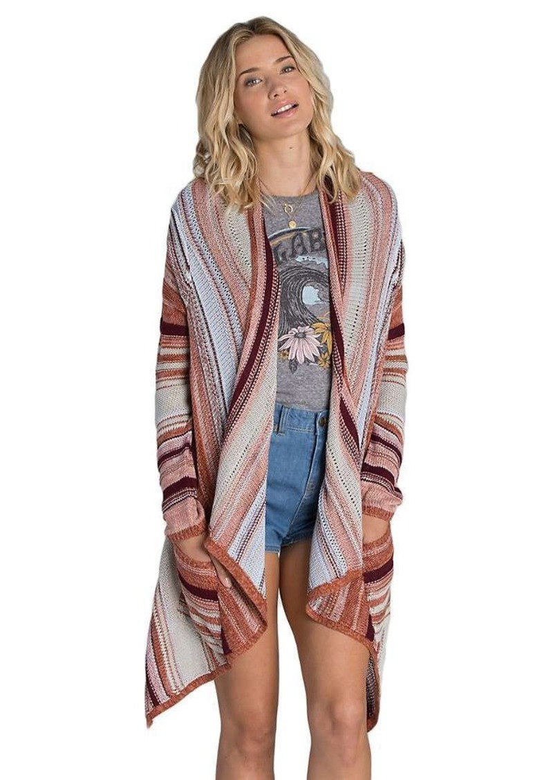 Billabong Women's Beach Ramblin Sweater