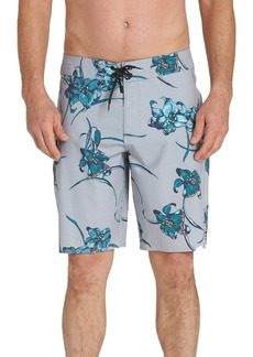 Billabong All Day Floral Pro Board Shorts