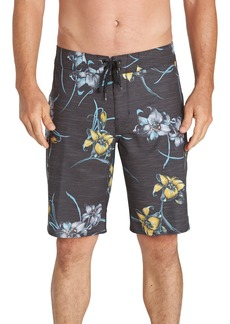 Billabong All Day Floral Pro Board Shorts
