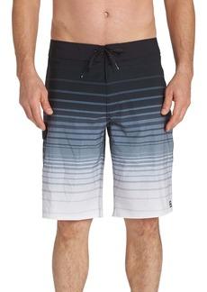 Billabong All Day Stripe Pro Board Shorts