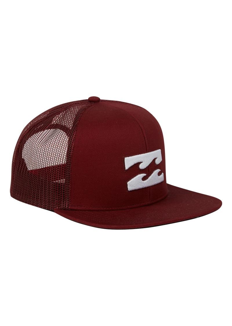 bbc7a637bfc Billabong Billabong All Day Trucker Hat