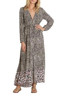 Billabong Allegra Print Maxi Dress