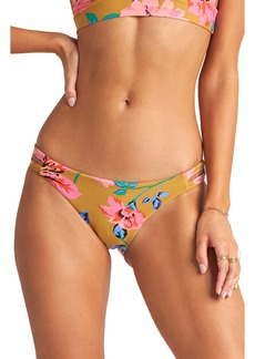 Billabong Beach Bazaar Low Rider Swim Bottoms