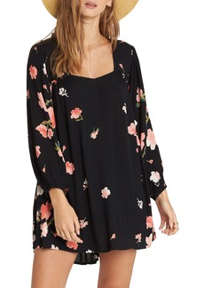 Billabong Beach Craze Floral Print Dress