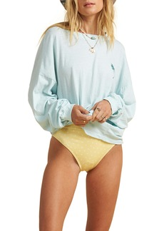 Billabong x The Salty Blonde Beach Freak Boyfriend Graphic Tee