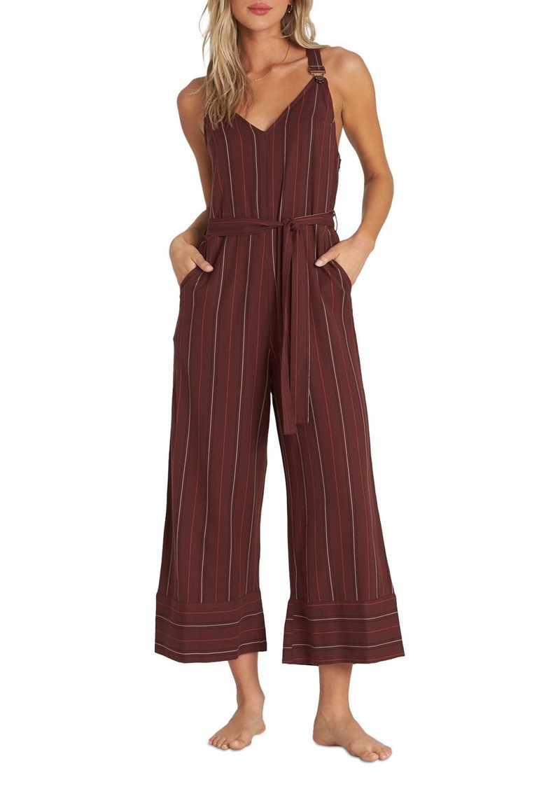 Billabong Bella Day Wide-Leg Jumpsuit