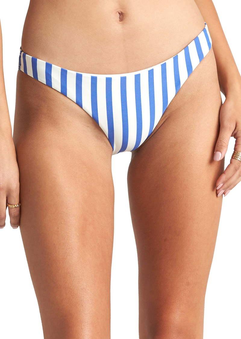 Billabong Blue by U Mini Crop Bikini Top