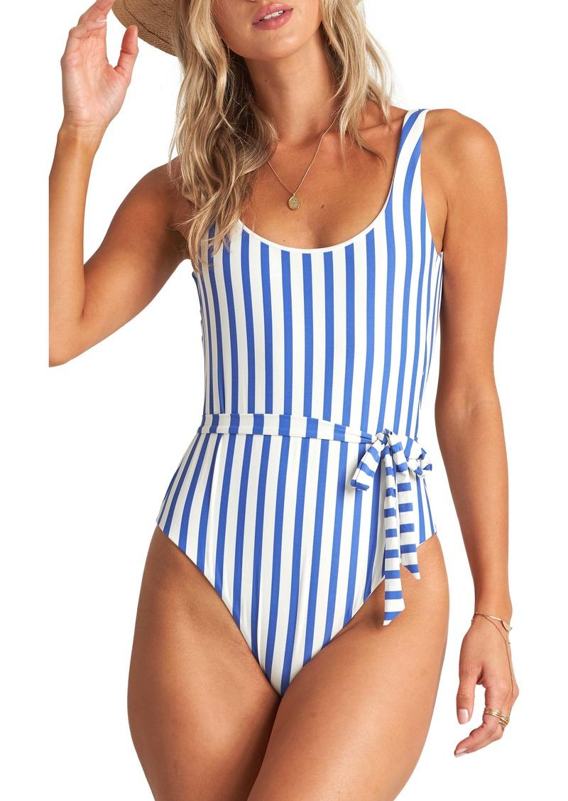 Billabong Blue by U One-Piece Swimsuit