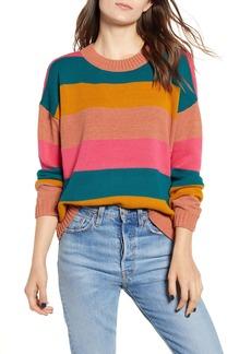 Billabong Bold Moves Stripe Sweater