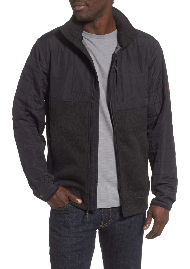 Billabong Boundary Hybrid Zip Jacket