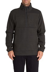 Billabong Boundary Mock Half Zip Pullover