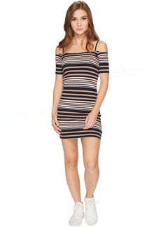 Billabong Checked Out Dress