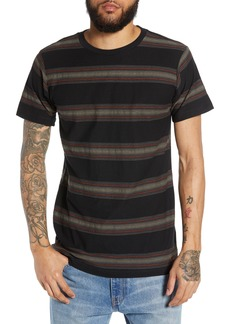 Billabong Chico Stripe Crewneck T-Shirt