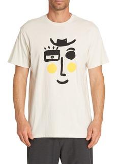 Billabong Cool Cat Graphic T-Shirt