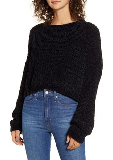 Billabong Cosmic Dream Crop Chenille Sweater