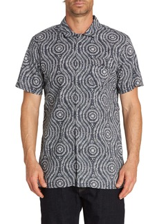 Billabong Cosmic Patterned Camp Shirt