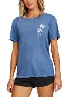 Billabong Cotton Beach Palms T-Shirt