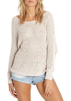 Billabong Dance with Me Knit Sweater