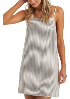 Billabong Daydreamer Yarn Dye Stripe Sundress
