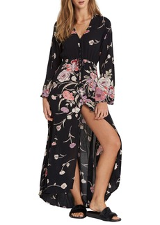 Billabong Desi Floral Maxi Dress