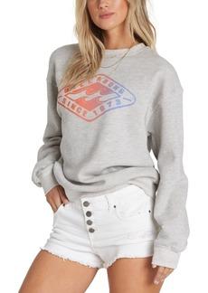 Billabong Diamond Life Graphic Sweatshirt