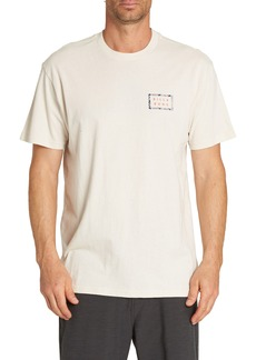Billabong Die Cut Border Graphic T-Shirt