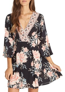 Billabong Divine Floral Dress