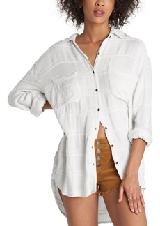 Billabong Easy Movin Button-Front Shirt