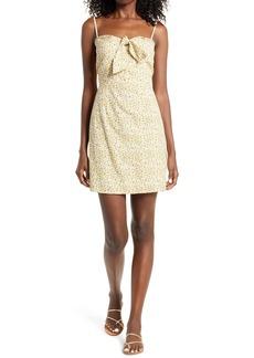 Billabong Endless Summer Knot Front Dress