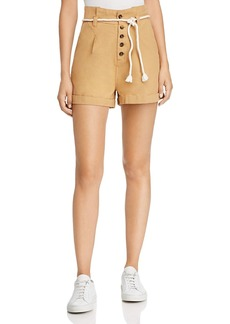 Billabong Explore More Paperbag-Waist Shorts