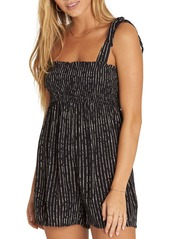 Billabong Field Play Romper