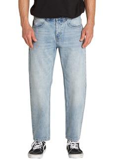 Billabong Fifty Crop Jeans (Indigo Bleach)