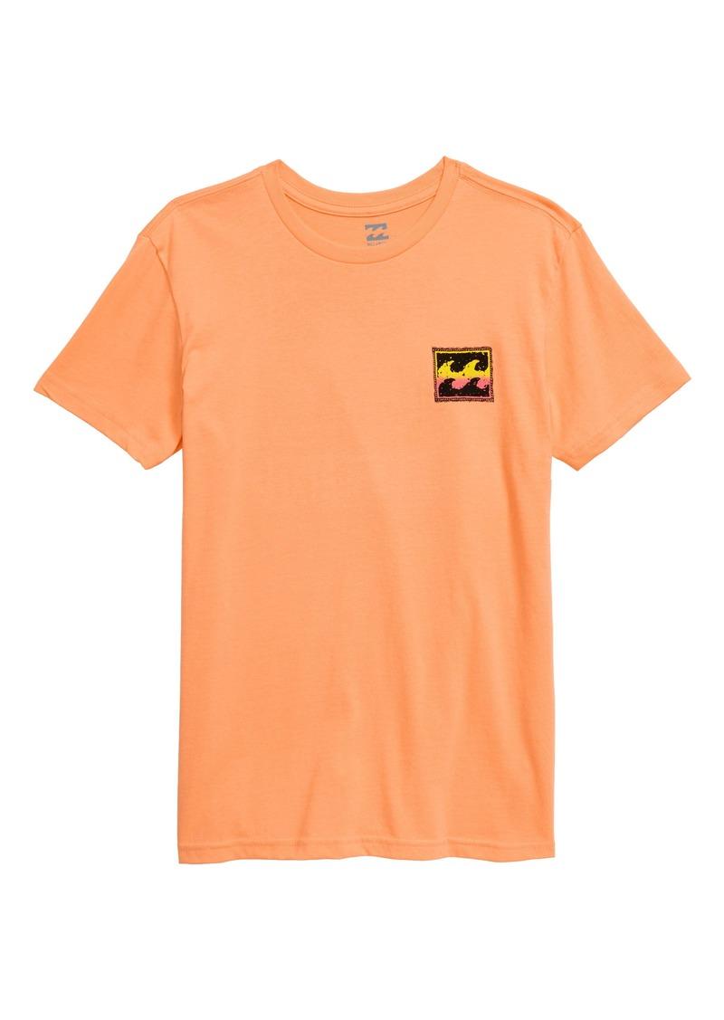 Billabong Fifty Wave Graphic T-Shirt (Big Boys)