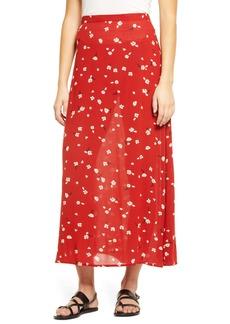Billabong Flirty Daze Floral Skirt