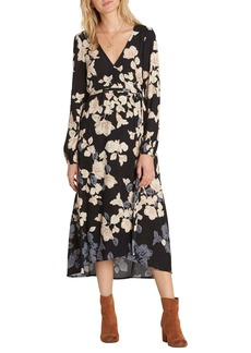 Billabong Floral Fever Midi Dress