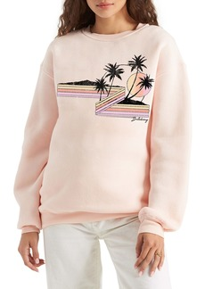 Billabong Follow the Sun Graphic Sweatshirt