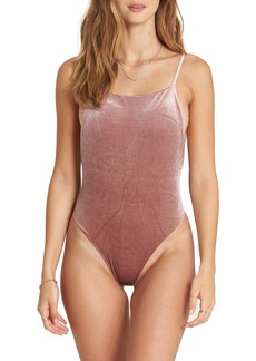 Billabong Fool4U One-Piece Swimsuit