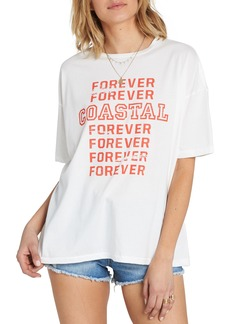 Billabong Forever Coastal Graphic Tee