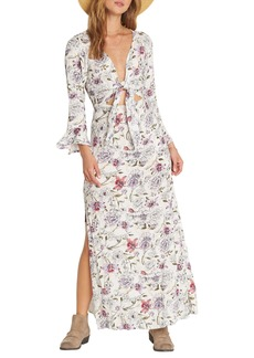 Billabong Forever Lust Floral Maxi Dress