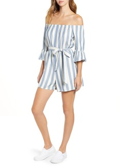Billabong Fun For Now Stripe Romper