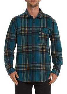 Billabong Furnace Flannel Button-Up Shirt