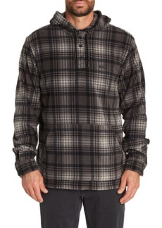 Billabong Furnace Plaid Hoodie Anorak