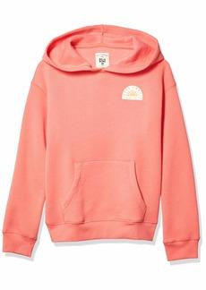 Billabong Girls' Pullover Graphic Hoodie  L