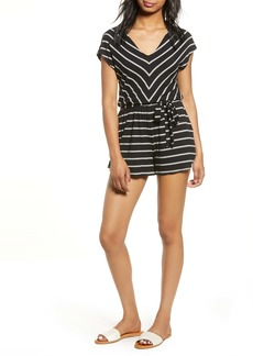 Billabong Give In Stripe Romper