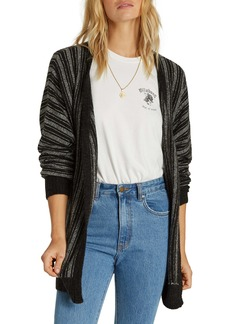 Billabong Golden Days Stripe Cardigan