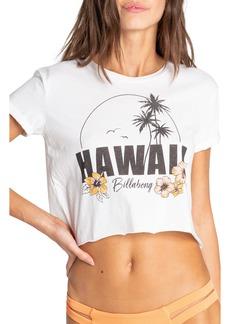 Billabong Hawaii Crop Tee