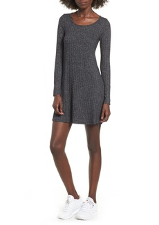 Billabong Heart To Heart Ribbed Minidress