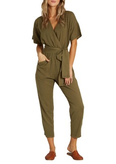 Billabong High Flyer Wrap Jumpsuit